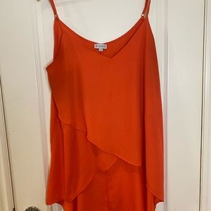 Guess Orange Camisole